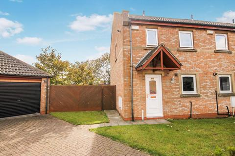 3 bedroom end of terrace house for sale - Travellers Gate, Hartlepool