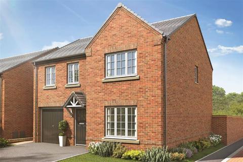 4 bedroom detached house - The Eynsham - Plot 92 at Hunloke Grove, Derby Road, Wingerworth S42