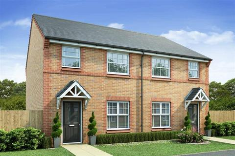 Taylor Wimpey - Albion Lock - Hawthorn Drive