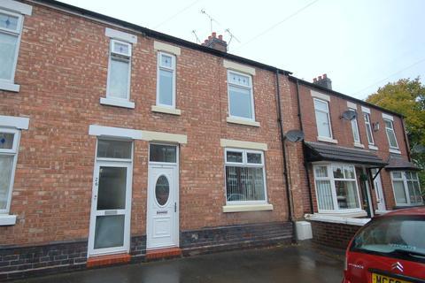 3 bedroom terraced house - Hall O'shaw Street, Crewe