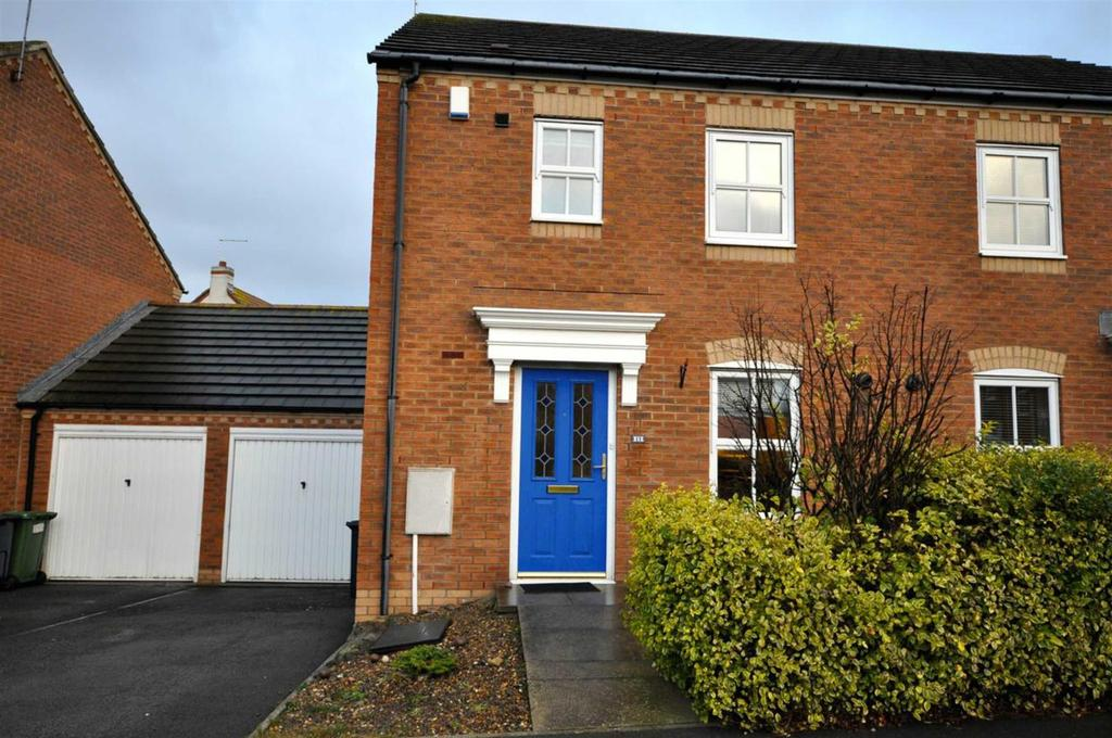 3 Bedrooms Semi Detached House for sale in Beechbrooke, Sunderland