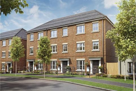 4 bedroom end of terrace house for sale - The Belbury- Plot 291 at Northfield View, Chilton Leys , Brooke Way IP14