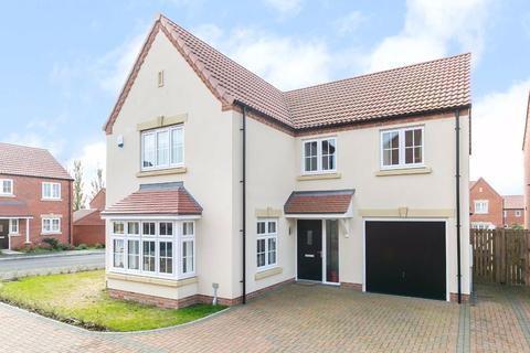 4 bedroom detached house for sale - Lyon Avenue, Market Weighton