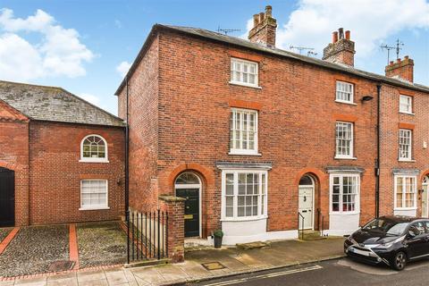 3 bedroom end of terrace house for sale - Maltravers Street, Arundel