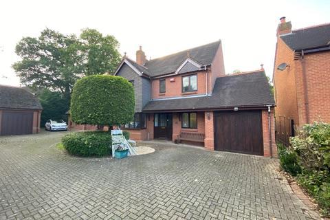 4 bedroom detached house to rent - Morville Close, Dorridge, Solihull, B93 8SZ