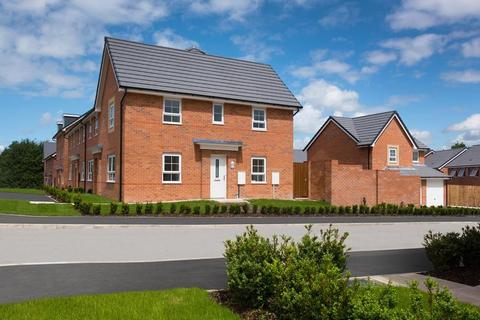 3 bedroom end of terrace house for sale - Plot 90, Moresby at Somerford Reach, Black Firs Lane, Somerford, CONGLETON CW12