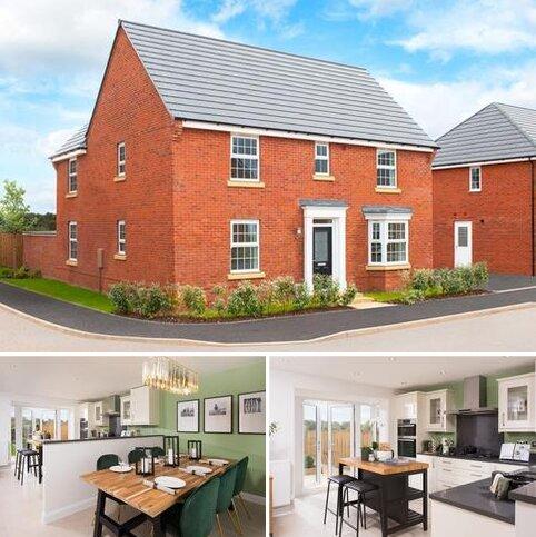 4 bedroom detached house for sale - Plot 60, Layton at Doveridge Park, Derby Road, Doveridge, ASHBOURNE DE6