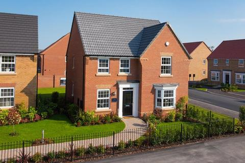 4 bedroom detached house for sale - Plot 37, Holden at Fairfield Croft, Shipton Road, York, YORK YO30