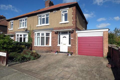 3 bedroom semi-detached house for sale - Northumberland Grove, Stockton-On-Tees, TS20