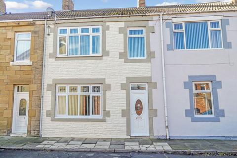 3 bedroom terraced house for sale - Aqua Terrace, Newbiggin By the Sea, Newbiggin-by-the-Sea, Northumberland, NE64 6PB