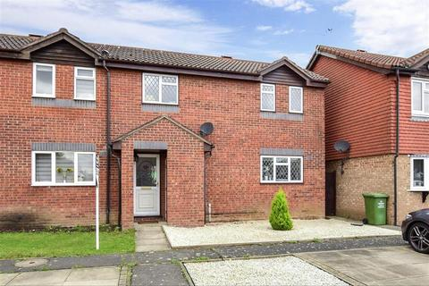 2 bedroom end of terrace house for sale - Uxbridge Close, Wickford, Essex