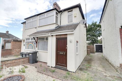 2 bedroom semi-detached house for sale - Third Avenue, Luton