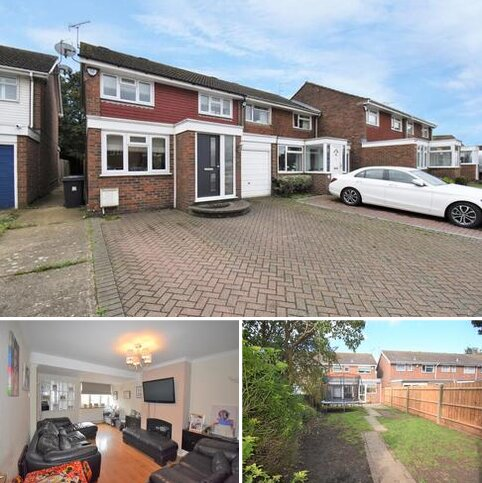 3 bedroom semi-detached house for sale - Salisbury Avenue Swanley BR8