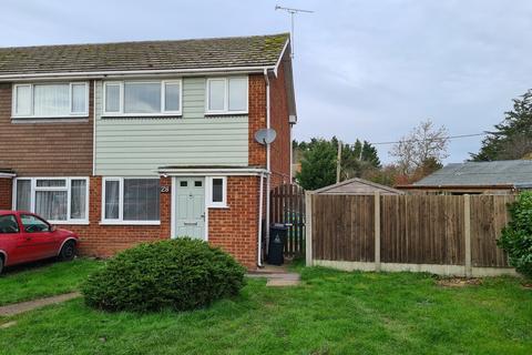 3 bedroom end of terrace house for sale - Garden Close, Althorne