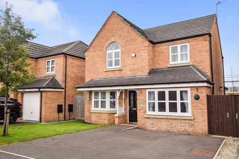 4 bedroom detached house for sale - Colvend Way, Cronton View