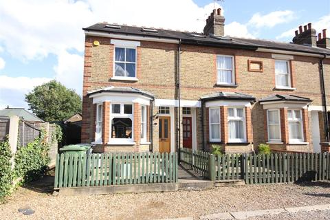 3 bedroom end of terrace house for sale - Century Road, Hoddesdon