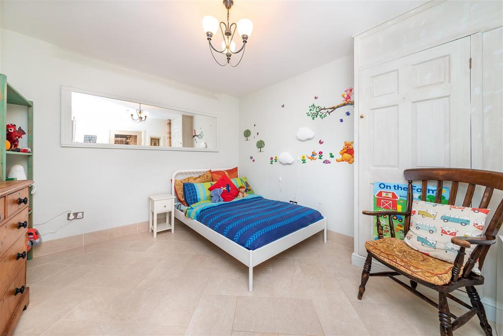 Play room/bedroom three
