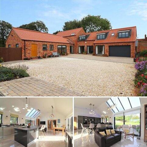 4 bedroom barn conversion for sale - Main Street, Etton, Beverley