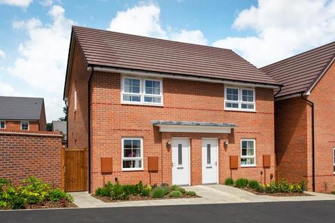 2 bedroom end of terrace house for sale - Plot 71, KENLEY at The Long Shoot, Fleece Lane, Nuneaton, NUNEATON CV11