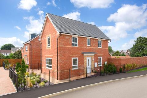 3 bedroom semi-detached house for sale - Plot 229, MORESBY at Berry Hill, Lindhurst Way West, Mansfield, MANSFIELD NG18