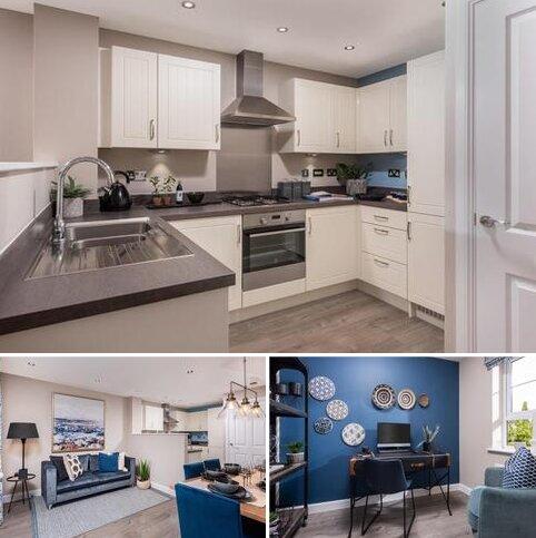 4 bedroom end of terrace house for sale - Plot 234, KINGSVILLE at Barratt Homes @Mickleover, Kensey Road, Mickleover, DERBY DE3