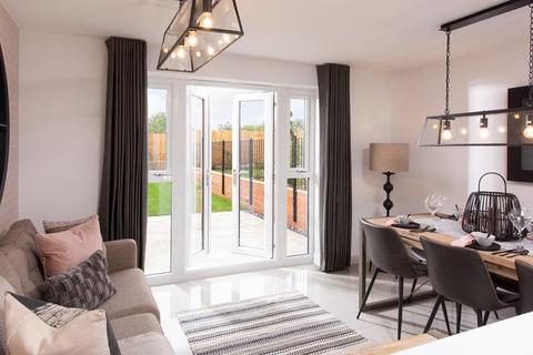 4 bedroom end of terrace house for sale - Plot 235, KINGSVILLE at Barratt Homes @Mickleover, Kensey Road, Mickleover, DERBY DE3