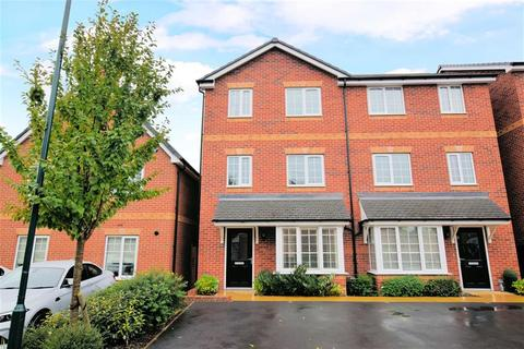 3 bedroom townhouse for sale - Ken Trueman Grove, Knowle, Solihull, B93 0FF