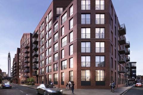 3 bedroom apartment for sale - Plot E.3.02, The Barker at Snow Hill Wharf, Shadwell Street B4