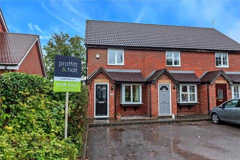 2 bedroom end of terrace house for sale - Harlech Road, Abbots Langley, Hertfordshire, WD5