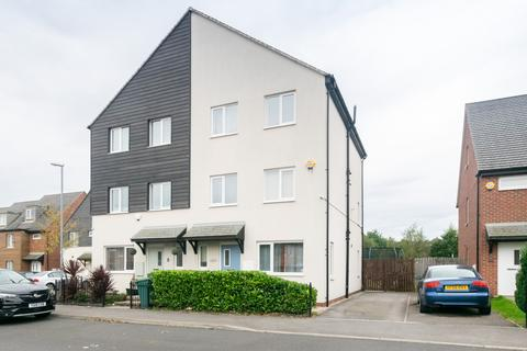 4 bedroom semi-detached house for sale - Oaklands Place, Leeds, LS8