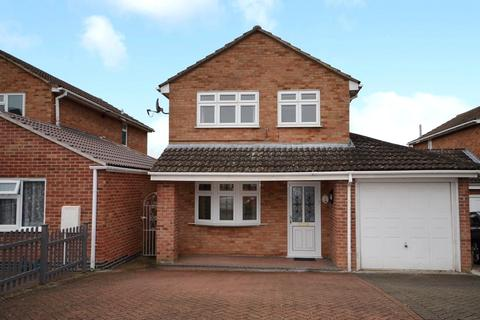 3 bedroom detached house for sale - Woodcock Drive, Melton Mowbray, Leicestershire