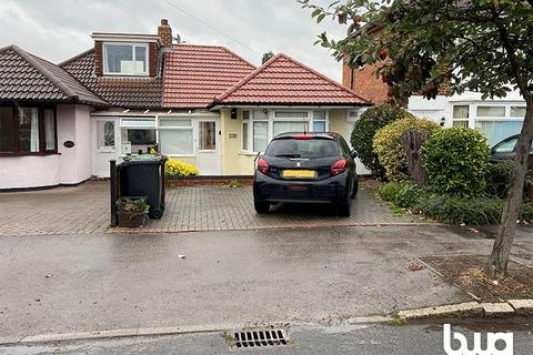 2 bedroom bungalow for sale - Marcot Road, Solihull, B92 7PS