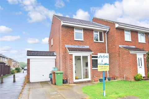 3 bedroom end of terrace house for sale - Ballard Way, Paddock Wood, Tonbridge, Kent
