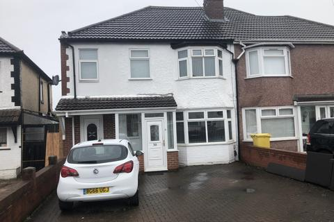 4 bedroom semi-detached house - Twyford Road, Ward End, Birmingham B8