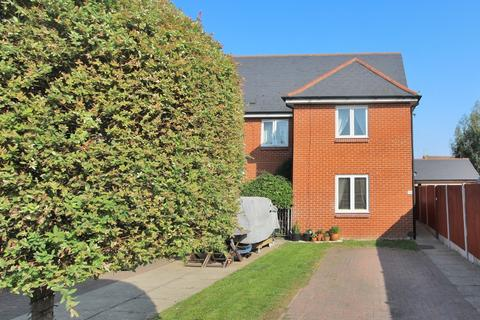 2 bedroom end of terrace house for sale - Brook View, Sandon, Chelmsford, Essex, CM2