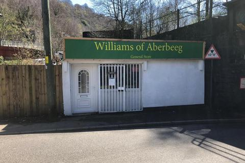 Shop for sale - Williams Of Aberbeeg, The Square, Aberbeeg
