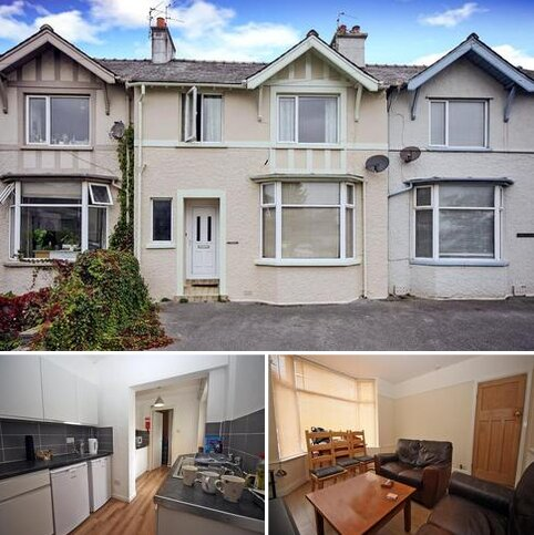 4 bedroom terraced house for sale - Beach Road, Bangor, Gwynedd, LL57