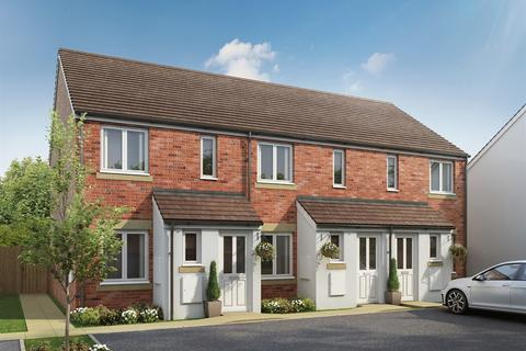 2 bedroom semi-detached house for sale - Plot 187, The Alnwick  at Persimmon @ Windrush Place, Townsend Road OX29