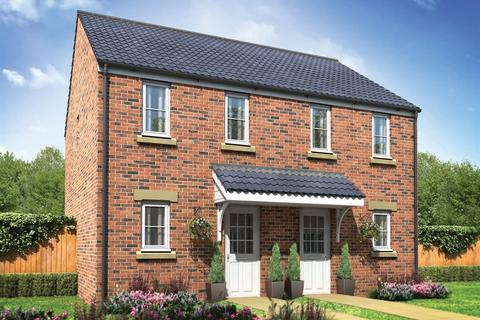 2 bedroom semi-detached house for sale - Plot 55, The Morden at Marine Point, Old Cemetery Road TS24