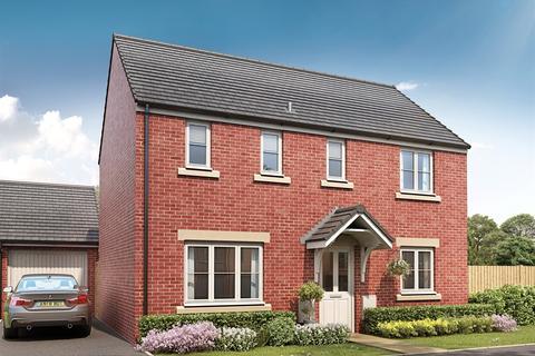 3 bedroom detached house - Plot 55, The Clayton at Badbury Park, Wilbury Close, Marlborough Road SN3