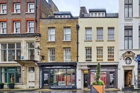 2 bedroom flat to rent - South Molton Street, London, W1K