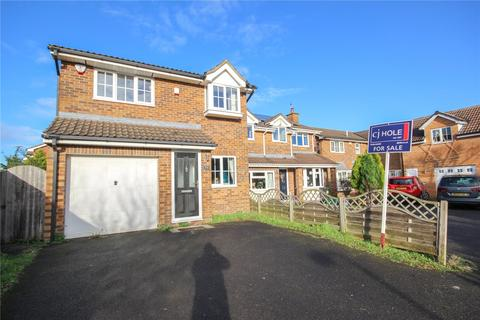 3 bedroom detached house for sale - Field Farm Close, Stoke Gifford, Bristol, BS34