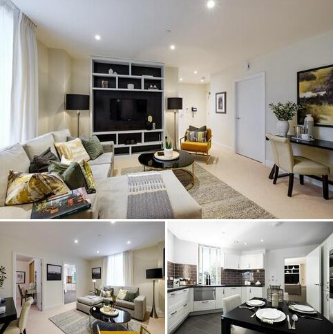 1 bedroom apartment for sale - Plot Apartment 5, Carriages, Purley at Carriages, 840 Brighton Road, Purley CR8