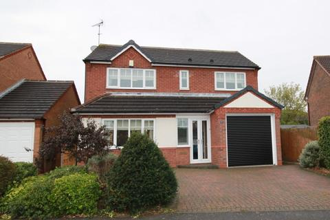 4 bedroom detached house for sale - Mountbatton Way, Chillwell, NG9