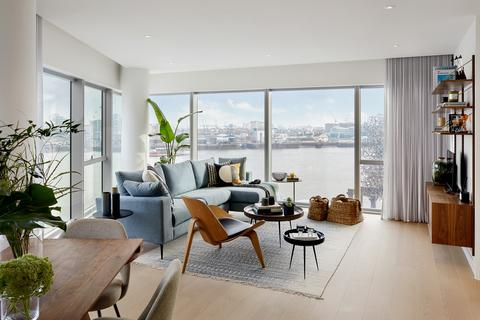 3 bedroom flat for sale - No 2, 10 Cutter Lane, Upper Riverside, Greenwich Peninsula, SE10