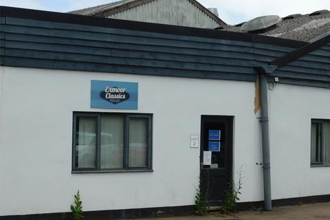 Industrial unit to rent - Old Cleeve, Minehead
