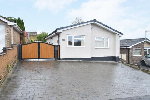 3 bedroom detached bungalow for sale - Defoe Drive, Parkhall, Stoke-on-Trent, ST3 5RS