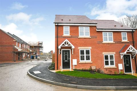 2 bedroom terraced house for sale - Plot 62, The Fox Hollies, Shirland