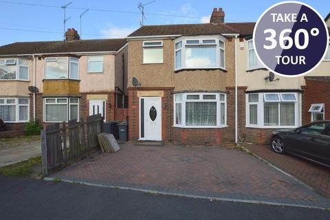 3 bedroom semi-detached house for sale - Alder Crescent, Leagrave, Luton, Bedfordshire, LU3 1TH