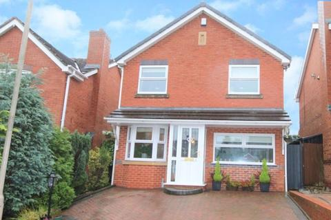 4 bedroom detached house for sale - Stable Croft, Sandwell Valley, West Bromwich
